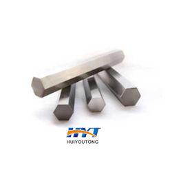 Barra in acciaio sagomata a freddo esagonale DIN 1045 personalizzata