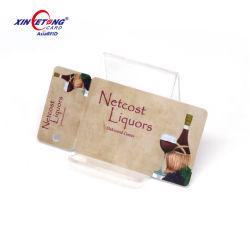 고품질 RFID 카드 주문 광택 있는 접근 제한 인쇄 PVC 플라스틱 카드