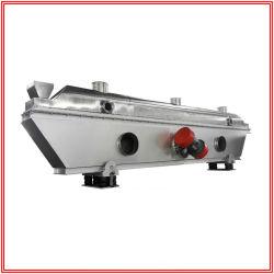 Vibración horizontal secador de lecho fluido para el secado de gránulo/ partículas granulares/.