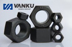 잠그개 또는 Nut/A194-2h/Heavy Hex Nut/2h Nut/Carbon Steel/Customized Surface