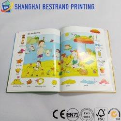 طباعة كتب الأطفال عالية الجودة مع شكل