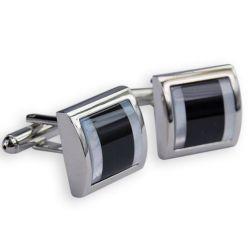 Мода украшения металлические Cufflink (FY-J16)