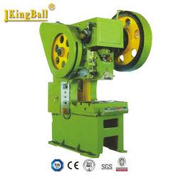 Marque Kingball Jc21-125t Open Type d'inclinaison Appuyez sur la machine