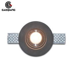 Einfache LED-unten Lampen-spezielle materielle konkrete Lampe Gqd2002
