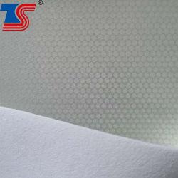 cuoio non tessuto di Artfical della sfera di calcio della protezione di Spulance di disegno di cristallo B-741 di 1.2mm