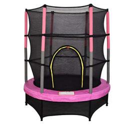Mini-Trampolim 50no trampolim para Bebé Home Equipamento Sport Jumping Brinquedos marcação, Pt171
