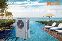 Asorbing Aquecimento do Ar Externo para bomba de calor para piscina de água 50Hz/60Hz