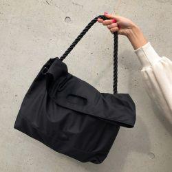 Les hommes et femmes en Nylon de grande capacité de sacs à main Sac de Voyage Sac à bandoulière féminin occasionnelles de grands bacs homme noir Sacs Crossbody