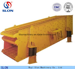 ستون معدات الدافعة / مصفاة اهتزاز دائرية للتعدين
