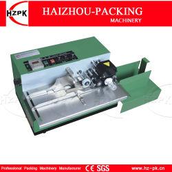 Máquina de impresión de la máquina de codificación de hierro de la máquina de codificación de la máquina de marcado