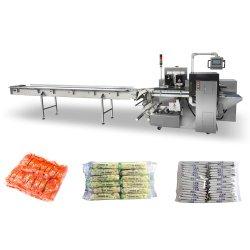 Caixa de máquina de embalagem Chips de lanches máquina de embalagem o fluxo de Preços Pack