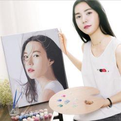 Bricolaje Pintura personalizada de la personalidad números para adultos Foto regalo para niños pintura acrílica de aceite sobre tela