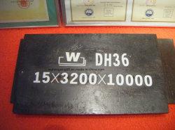 열간 압연 조선 구조 저합금 탄소 강철 금속 시트 (EH36)