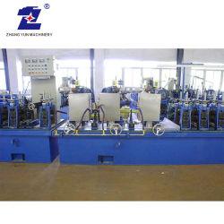 Ligne automatique haute précision de la soudure du tube en acier inoxydable pipe faire de la ligne de production