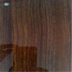 슬롯 MDF/Plain /Wood 베니어 /PVC/HPL/UV/Melamine는 MDF/HDF Slatwall MDF 널을 박판으로 만들었다
