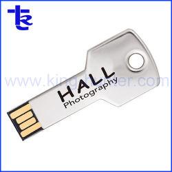 Minimetalschlüssel-Form USB