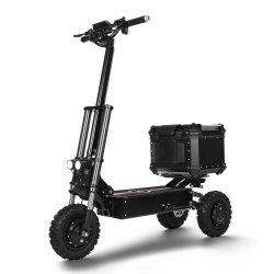 2020 electric scooter à trois moteurs 5400W de patinage