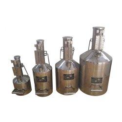 La mesure peut de carburant de vente à chaud en acier inoxydable calibré