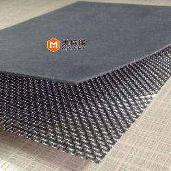 0.05mm SS316 Feuille de graphite renforcé à tenon