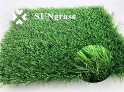 庭を熱販売してホーム庭の装飾のための30mmの40mm人工的な草の総合的な草を草でおおいなさい