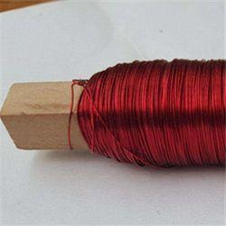 Цветочный шелк/ краской окрашенных провод/Hand-Made ремесел провод