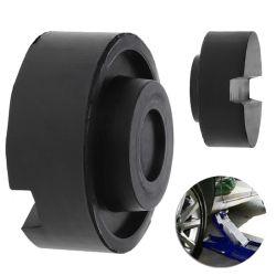 Gommini per martinetto per auto protezione protezione/Auto telaio scanalato binario idraulico Tampone in gomma per martinetto a pavimento/tampone in gomma per sollevamento auto