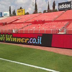 P8 Sports Affichage LED de la publicité de périmètre de l'écran mur Viddeo cercle de panneau