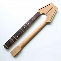 رقبة قيثارة قيثارة قيثارة غير مكتملة لسترات جيتار تيلي