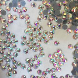 Flatback KristallStrass Handy-Dekoration Chaton Kleber auf Rhinestone
