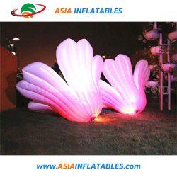 광고용 공장 판매 팽창식 LED 꽃 장식