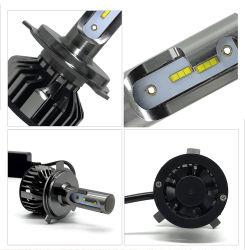 Usine de fabricationF2 CSP Projecteur LED H1 H3 H4 H7 H8 H9 H11 9005 9006 12V 24 pilote Vanti-Interference 3000K 4300K 5000K 6500K 8000K 12000K