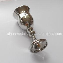 Metal Castiçal Cálice Loja Ggift em relevo