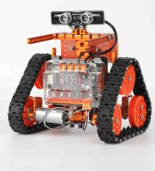 Stamm-Spielzeug-Installationssatz, der Spielwaren für Kind-Ziegelsteine pädagogischen Arduino Roboter-Stamm-Automatismus DIY erlernt