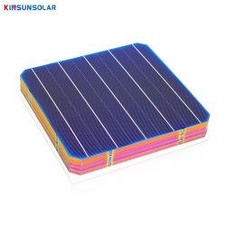 Une haute efficacité standard de grade 5bb 156.75Mono de cellules solaires mm pour les modules solaires