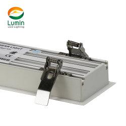 Бесшовное подключение 0,6 м 1,2 м бар утопленную лампа Stirp подвесной светодиодный индикатор линейного перемещения для коммерческих проектов освещения