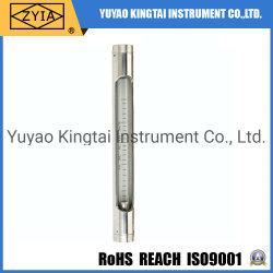 En acier inoxydable de haute précision en ligne Rotameter d'air vertical