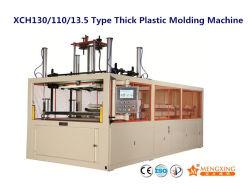 As máquinas formadoras Pallect plástico