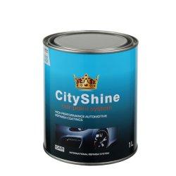 Cityshineの自動ペンキ車はエポキシのプライマーを再仕上げする