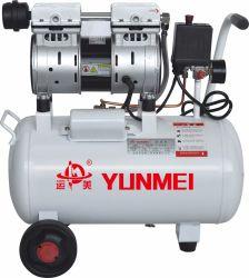 無声24L/25L 550With750WのOil-Free空気圧縮機