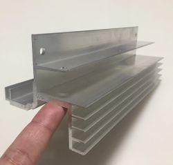 30*30 aluminium voor de Werkende Stevige Lijst van het Werk van het Aluminium van de Profielen van de Groef van de Rand van de Fiets