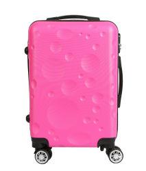 Imperméable en plastique ABS durable Shell dur Trolley de voyage Bagages (XHP098)