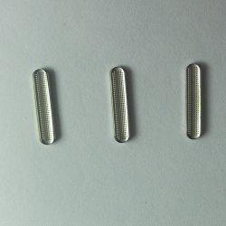스피커 석쇠를 위한 주문을 받아서 만들어진 스테인리스 이어폰 메시 또는 에칭 메시