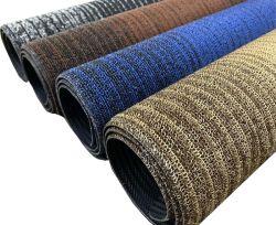 Belüftung-Ring-Eingangs-Auto-Fußboden-Fuss-Matten-im Freien Plastikschleifen-Innenmatte