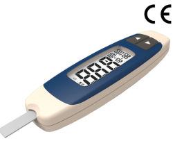 Быстрая проверка формы USB цифровой глюкозы в крови проверки монитора