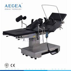 Equipo médico Tabla de funcionamiento hidráulico eléctrico (AG-OT010A)