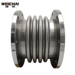 pièces de rechange d'alimentation Weichai DEO615 tuyau d'échappement du moteur Diesel ci-dessous 612600110466