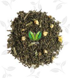 El grano de la fruta de sabor toronja el té verde
