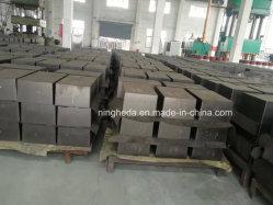 製鉄アルミニウム用カーボングラファイトブロック(工場出荷時)