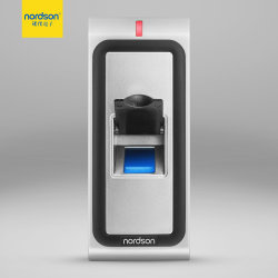Fr-W1 نظام التحكم في الوصول إلى السيارة Fr-W1 FULL Metal Waterالمقاومة للماء Fingerprint RFID