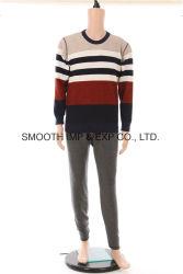 L'homme sous-vêtement thermique Stripe vêtements automne hiver épaississement costume Slim
